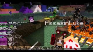 Minecraft Party Zone Fun