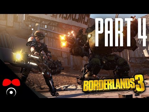 NOVÁ ZÁKLADNA, NOVÁ PLANETA! | Borderlands 3 #4