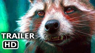 GUARDIANS OF THE GALAXY 2 Trailer # 4 (2017) Chris Pratt Sci-Fi Movie HD