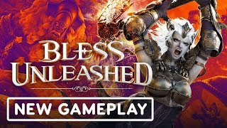 Bless Unleashed New MMORPG Gameplay - IGN Live | E3 2019