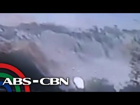 [ABS-CBN]  Ground-zero ng Naga landslide, isinara na muna sa mga nais umuwi