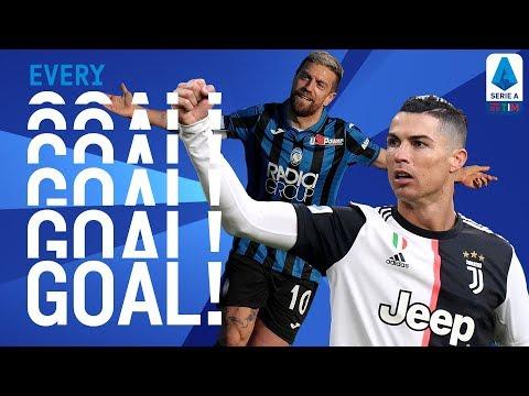 Ronaldo's First Serie A Hat Trick & Atalanta Nets FIVE!   EVERY Goal R18   Serie A TIM