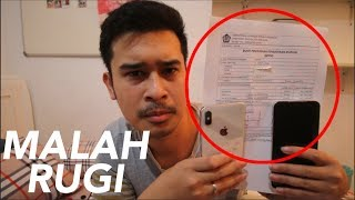 Unboxing iPhone XS Max, Kena Bea Cukai Bayar 10.000.000 Dari Singapore (Indonesia) Video thumbnail