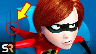 25 Facts About The Incredibles That Make Us Love The Movie Even More