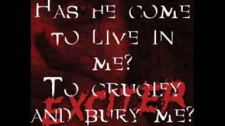 exciter  - wake up screaming (with lyrics clip)