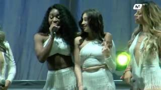 Fifth Harmony - Dope (Live in Chile - 7/27 Tour)