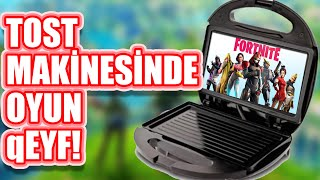 Ofisin Hayvan Gibi İnterneti ve En Dandik Laptop'uyla Bulut Oyun Sistemi GeForce Now'ı Test Ettik!