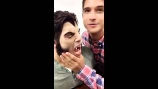 Download Video Teen Wolf Season 6 behind the scenes (snapchat) MP3 3GP MP4