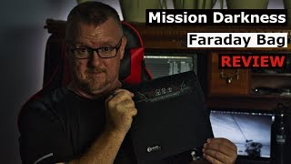 Mission Darkness Faraday Bag Review | Personal Information Privacy | HomeNovus