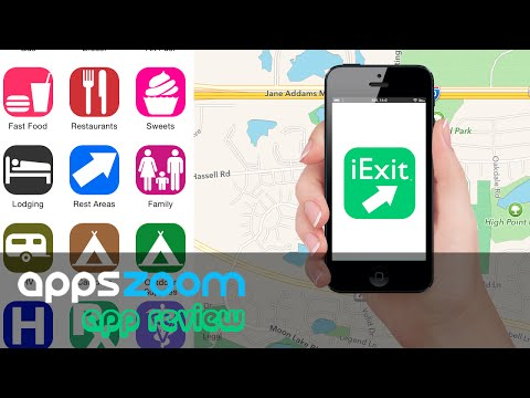 iExit for Android: App Review