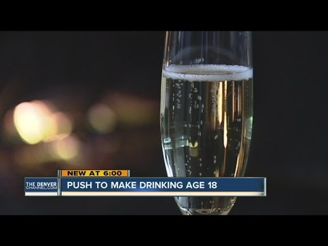 Initiative seeks to lower Colorado's drinking age to 18