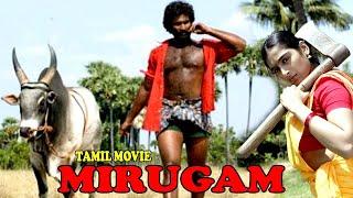 Mirugam - Tamil Superhit Full Movie   Adhi   Padmapriya   Ganja Karuppu