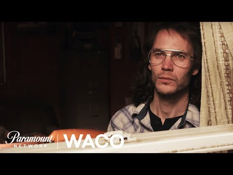 Waco Opening Scene 'Showtime'