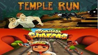 Install Temple Run 2 & Subway Surfers for PC on Windows XP/Vista/7/8