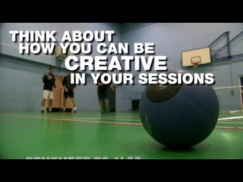 Delivering creative coaching sessions