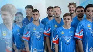 Презентация команды «Ертiс». Сезон ОЧРК 2017-2018