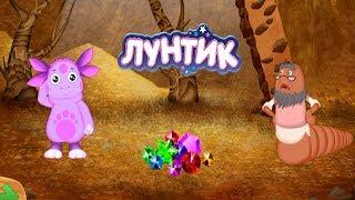 Лунтик тренируем память часть 2 обучающая игра для дошкольников играем вместе с Best Kids Apps