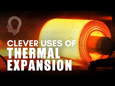 "The Secret Life Of Thermal Expansion (2019) - ""How engineers use heat in clever ways for industrial control without the need for electronics."""