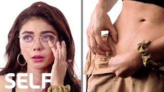 Sarah Hyland on Her Two Kidney Transplants | SELF