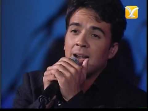 Luis Fonsi, Imagíname Sin Ti, Festival de Viña 2004