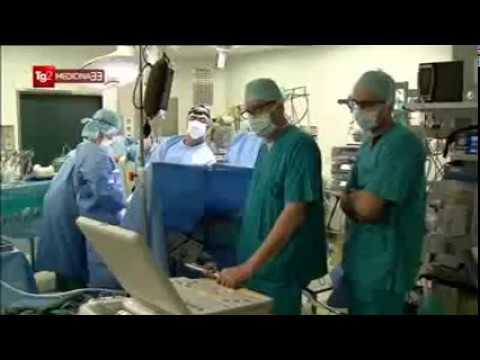 Sporgenza di arteria di reparto cervicale