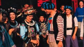 Kheev Lam Koj Yog Ib Rev Paj - 假如你是一朵花 (Eastern Miao)