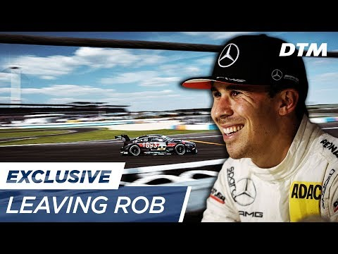 Leaving Rob - Wicken's career Highlights in the DTM - DTM 2017