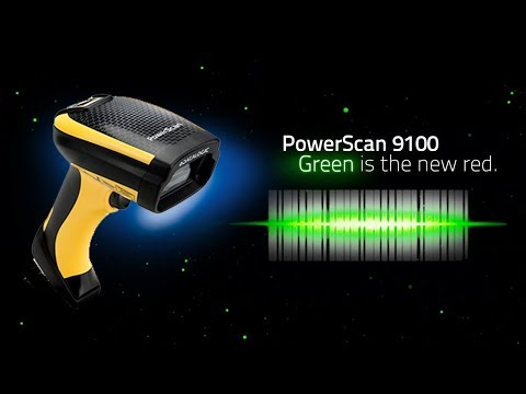 PowerScan™ 9100 linear imager series