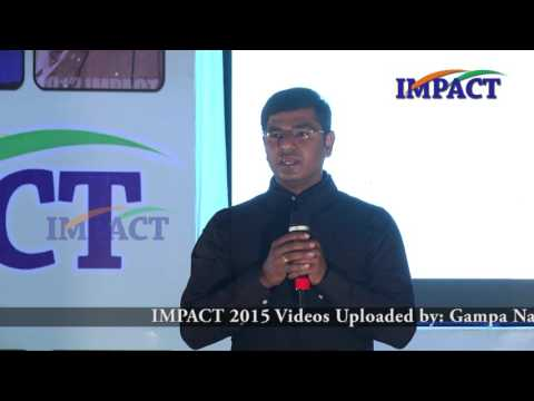 Qualities of an Entrepreneur |KVN Karthik| TELUGU IMPACT Vizag 2015