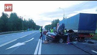 На федеральной трассе ''Россия'' сегодня ночью произошла серьезная авария