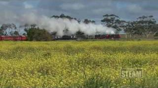preview picture of video 'Double R class to Castlemaine'