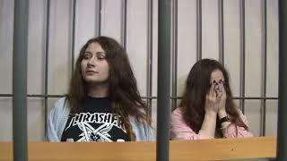 Хабаровские живодерки отправятся в колонию — приговор суда