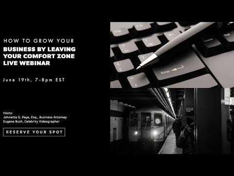 How to Grow Your Business By Leaving Your Comfort Zone