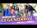 Legendary Music Video Behind the Scenes | Disney Channel