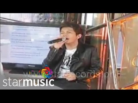 jovit performing quot please forgive me quot at asap chill