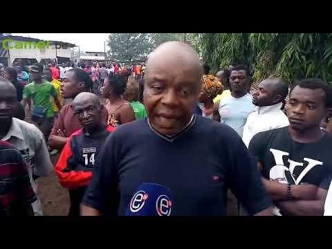 La commune de Njombé - Penja pleure Paul Eric Kingué
