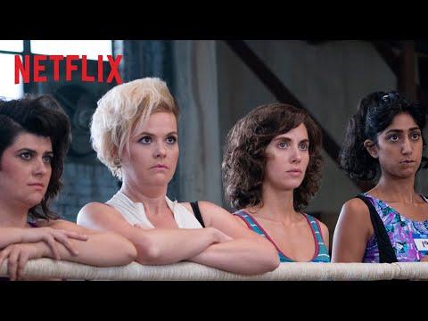 Glow: Netflix rilascia un video riassunto della prima stagione