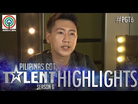 PGT 2018 Highlights: Meet Hanz Pastor from Quezon City