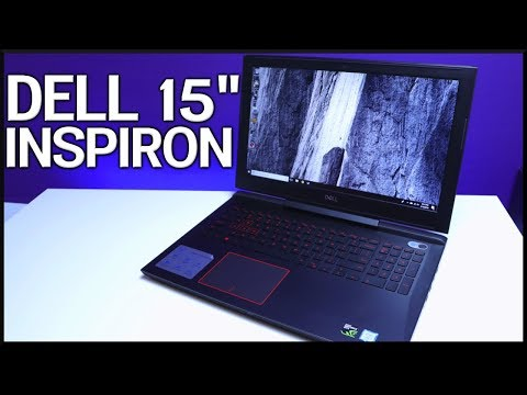 Dell 15″ Inspiron 7577 Gaming Laptop Review + Benchmarks!
