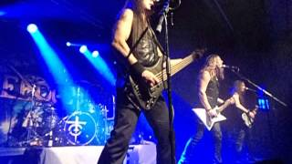 Freedom Call - 4. Tears Of Taragon - Live @Colos Saal, Aschaffenburg (D), 15.03.2014