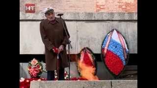 Возрождение почетного караула - Поста № 1 у мемориала «Огонь Вечной славы»