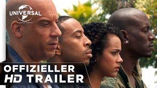 Fast & Furious 7 Film Trailer