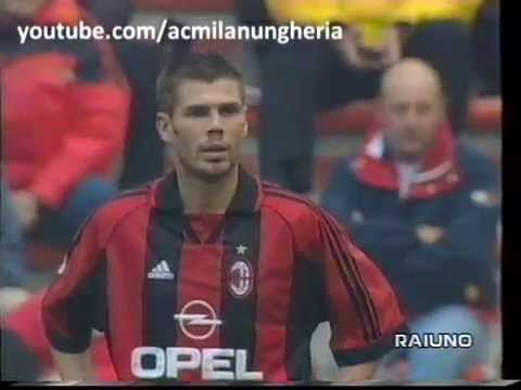 Serie A 1998/1999 | AC Milan vs AS Roma 3-2 | 1998.10.25