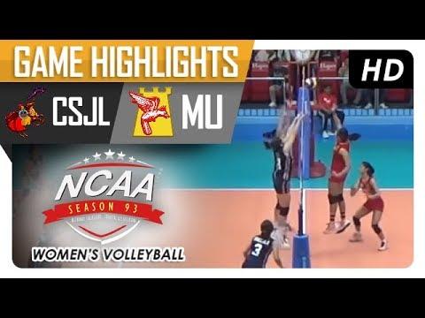 NCAA 93 WV: MU vs. CSJL | Game Highlights | January 8, 2018