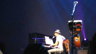 Jason Mraz - Song For A Dancer - Cord Progression - 2-27-2010