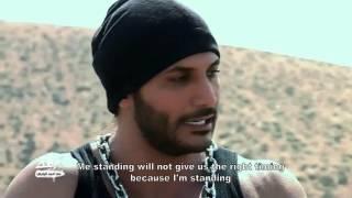 "Ahmed El Bayed - Stunt With The Drift King ""Garo"" / خفة مع احمد البايض - مجازفة مع ملك التفحيط جارو"