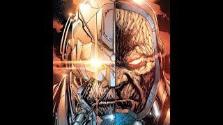 Darkseid vs Anti Monitor - Death of Darkseid