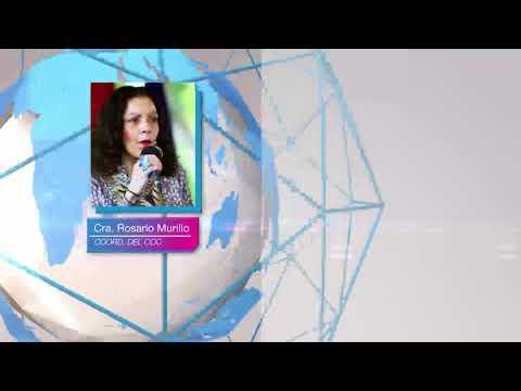 Compañera Rosario Murillo   29 de Mayo 2020