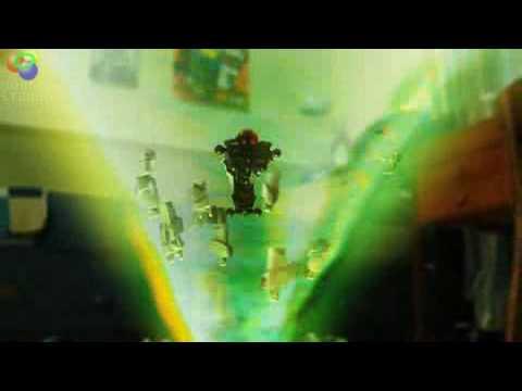 Vidéo LEGO Ben 10 8410 : Régénérator