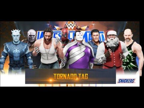 Custom Royal Rumble :: WWE 2K19 General Discussions